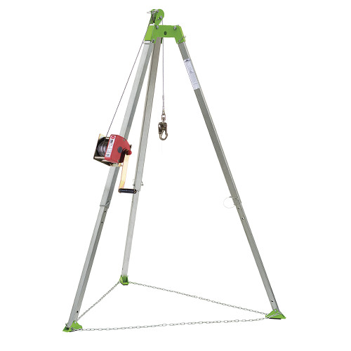 Sellstrom V85025 Confined Space Kit: Tripod, 65' (20 m