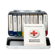 First Aid Only 240-AN 10 Unit 10 Person OSHA First Aid Kit, Metal. Sold Now!