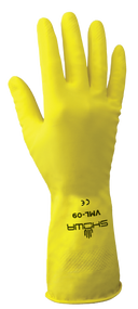 Showa Value Master Flock Lined Natural Rubber Gloves. Shop now!