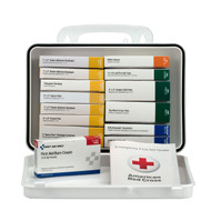 First Aid Only 239-AN 16 Unit First Aid Kit, Plastic Case