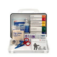 First Aid Only 220-O 25 Person Vehicle First Aid Kit, Plastic Case. Shop Now!