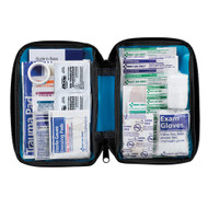 First Aid Only FAO-422 80 Piece First Aid Kit, Fabric Case. Shop Now!