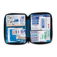 First Aid Only FAO-428 First Aid Kit, 130 Piece, Fabric Case. Shop Now!