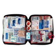 First Aid Only FAO-440 OutdoorFirst Aid Only FAO-440 Outdoor First Aid Kit, 205 Piece, Fabric Case First Aid Kit, 205 Piece.. Shop Now!