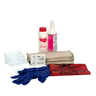 First Aid Only FA-702 Blood Borne Pathogen (BBP) Spill Clean Up Refill Pack For Kit #700. Shop Now!