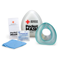 First Aid Only 363705 CPR Laerdal Pocket Mask, Plastic Case. Shop Now!