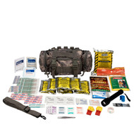 First Aid Only 90453 Camillus First Aid 3 Day Survival Kit With Emergency Food And Water, Black (73 Piece Kit). Shop Now!