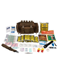 First Aid Only 90454 Camillus First Aid 3 Day Survival Kit With Emergency Food And Water, Black (73 Piece Kit). Shop Now!