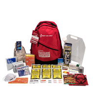 First Aid Only 91054 1 Person Emergency Preparedness Hurricane Backpack. Shop Now!