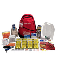 First Aid Only 91055 2 Person Emergency Preparedness Hurricane Backpack. Shop Now!