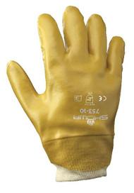 Showa 753-10 Super Flex PVC Coated Knit Wrist Gloves. Shop now!