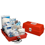First Aid Only 3100 First Responder Kit, Small 98 Piece Plastic Case. Shop Now!