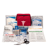 First Aid Only 3300 First Responder Kit, 91 Piece Backpack Kit. Shop Now!