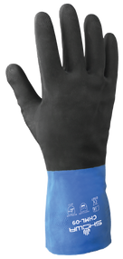 Showa CHM Chem Master Chemical Resistant Gloves. Shop Now!
