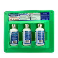 First Aid Only 24-308 Eyewash Station, 8 Oz. - Triple Screw Cap Bottles. Shop Now!