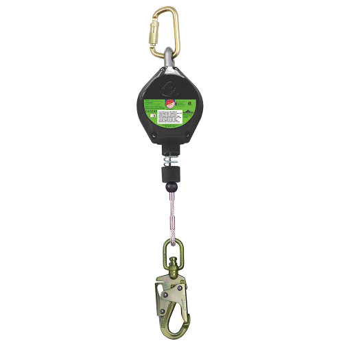 Sellstrom V845533020LE SRL with Galvanized Steel Cable, Snap Hook 20 ft. Shop Now!