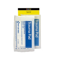 "First Aid Only FAE-6024 SmartCompliance Refill 5""X9"" Trauma Pad, 2 Per Bag. Shop Now!"