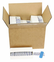 "First Aid Only 1-656 Blue Metal Detectable 1""X3"" Fabric Bandages, 1500 Per Box. Shop Now!"