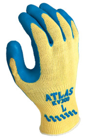 Showa KV300 Atlas Natural Rubber Palm Gloves. Shop now!