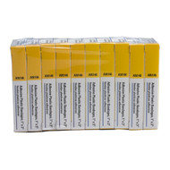 """First Aid Only FA-AN146-10 1""""X3"""" Plastic Bandages, 16 Per Box. Shop Now!"""