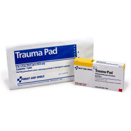 "First Aid Only FA-AN205  5""X9"" Trauma Pad, 1 Per Box. Shop Now!"