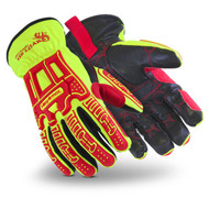 HexArmor 2035 Rig Lizard Arctic Waterproof HiVis SlipFit Gloves. Shop Now!
