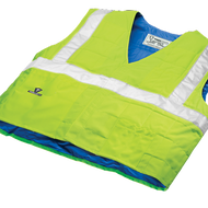 TechNiche Evaporative Cooling Vest - Traffic Safety ANSI Class II Compliant. Shop Now!
