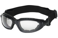 Sporty Safety Goggles with EXTRA foam lining with adjustable headband - Buy now and save 35%!