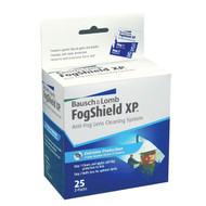 Bausch & Lomb FogShield XP Pre Moistened Lens Cleaning Tissues. Shop Now!