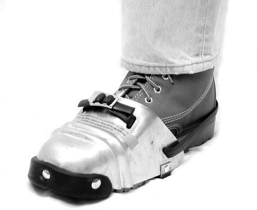 Ellwood Women's Metal Foot Guards. Shop Now!