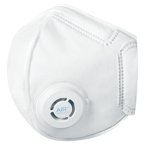STLFLX AirGUARDZ N95 Smart Mask powered by Air+ (10 pack). Shop Now!