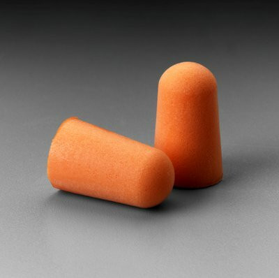 3M 1110 Disposable Earplugs