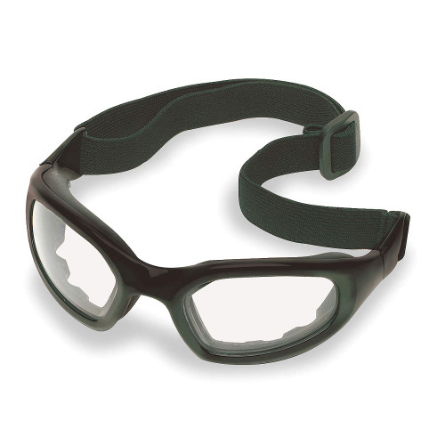 3M 40686 Maxim 2x2 Safety Goggle with Clear Anti-Fog Lens and Black Frame. Shop now!