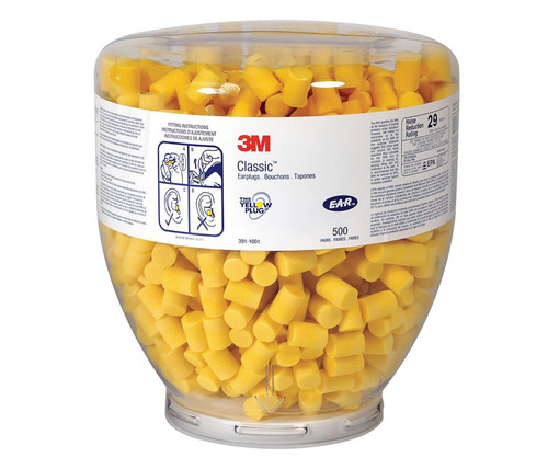 3M 391-1001 E-A-R Classic One Touch Earplugs Refill NRR 29. Shop now!