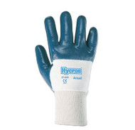 Ansell Hycron Multi-Purpose Palm Coated Heavy-Duty Glove with Knitwrist Cuff. Shop Now!