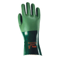 Ansell Scorpio Neoprene Fully Coated Immersion Glove with Gauntlet Cuff. Shop Now!