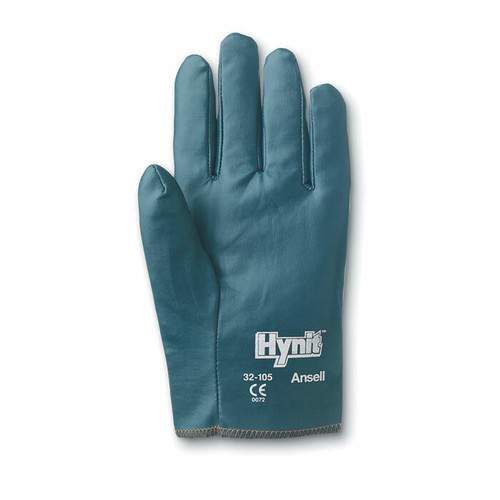 Ansell 32-105-9 Hynit Multi-purpose Fully Coated Nitrile Gloves . Shop Now!