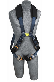 ExoFit XP Cross Over Dorsal/Front Web Loops Arc Flash Harness. Shop Now!