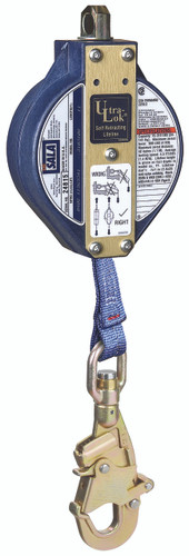 Ultra-Lok 3103208 Self Retracting Lifeline Web. Shop Now!