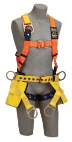 Delta High visibility webbing Bosun Chair Harness. Shop now!