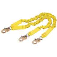 ShockWave2 1244406 100% Tie-Off Shock Absorbing Lanyard 4.20 lbs. Shop Now!