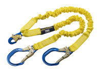 ShockWave2 1244409 100% Tie-Off Shock Absorbing Lanyard 5.20 lbs. Shop Now!