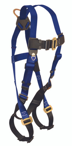 FallTech Contractor 1 D MB Full Body Harness. Shop Now!