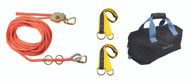 FallTech 770001 2-User Temporary Lifeline Kits