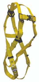 FallTech Titanium Contractor Urethane Coated Web Harness. Shop Now!