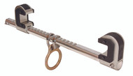 FallTech 7531 SteelGrip Beam Anchor - Single Ratchet
