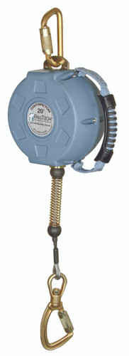 FallTech 727620 Contractor Galvanized Self Retracting Line Cable. Shop Now!