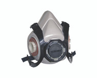 Gerson 9100E Half Mask Face Piece Reusable Respirator Series 9000 available in Small size with Gerson Category Number 089100E. Shop now!