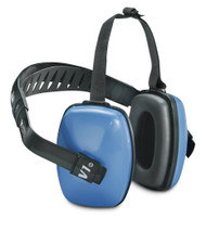 Howard Leight 1010925 Viking V1 Multiple-Position Earmuffs NRR 25 available in Light Blue Color. Shop now!