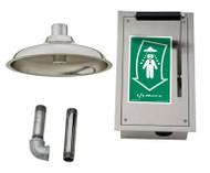 HW-8164 AXION® MSR Emergency Drench Shower. Shop Now!